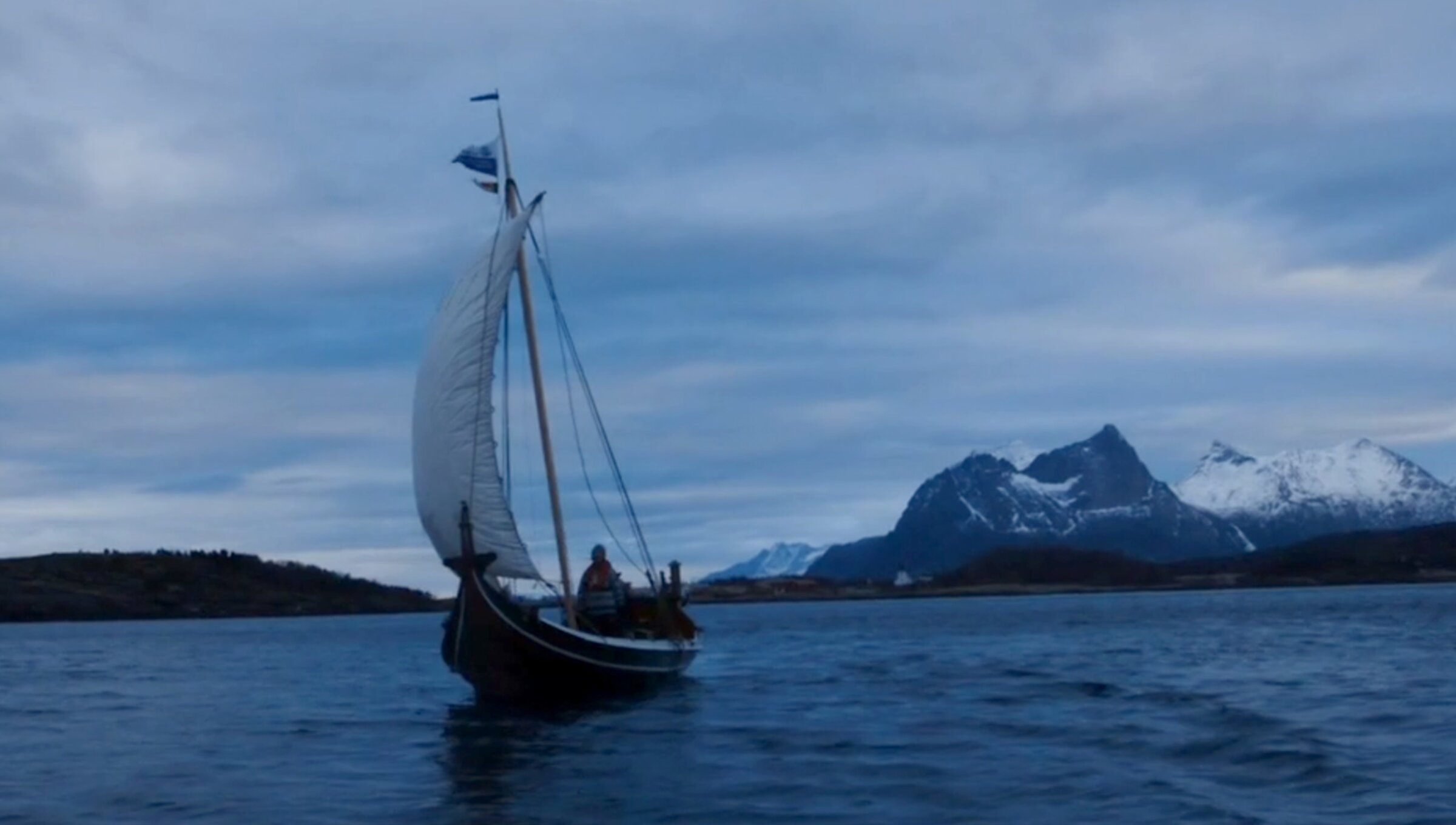 A boatbuilder above the Arctic Circle works hard at his epicurean life | Psyche
